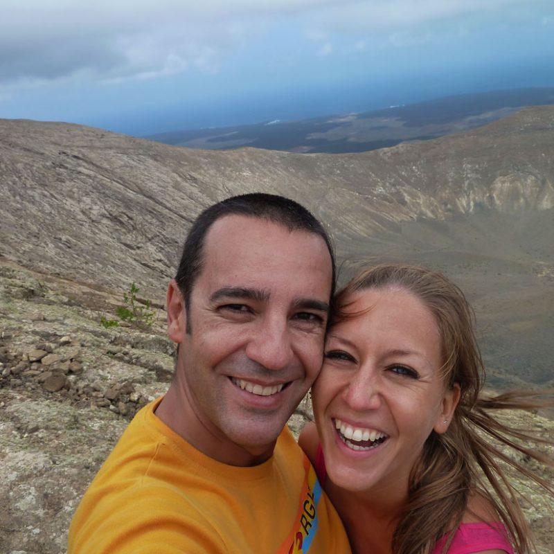 Presupuesto en Lanzarote gastos comeviveviaja Ruta de Caldera Blanca Lanzarote comeviveviaja qué hacer