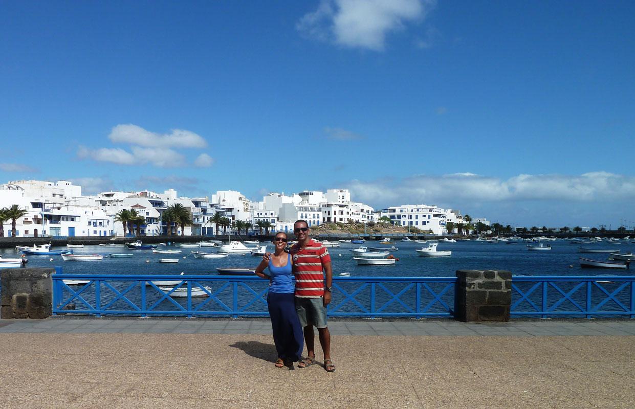 Itinerario de viaje en Lanzarote. Ruta una semana. Charco San Ginés