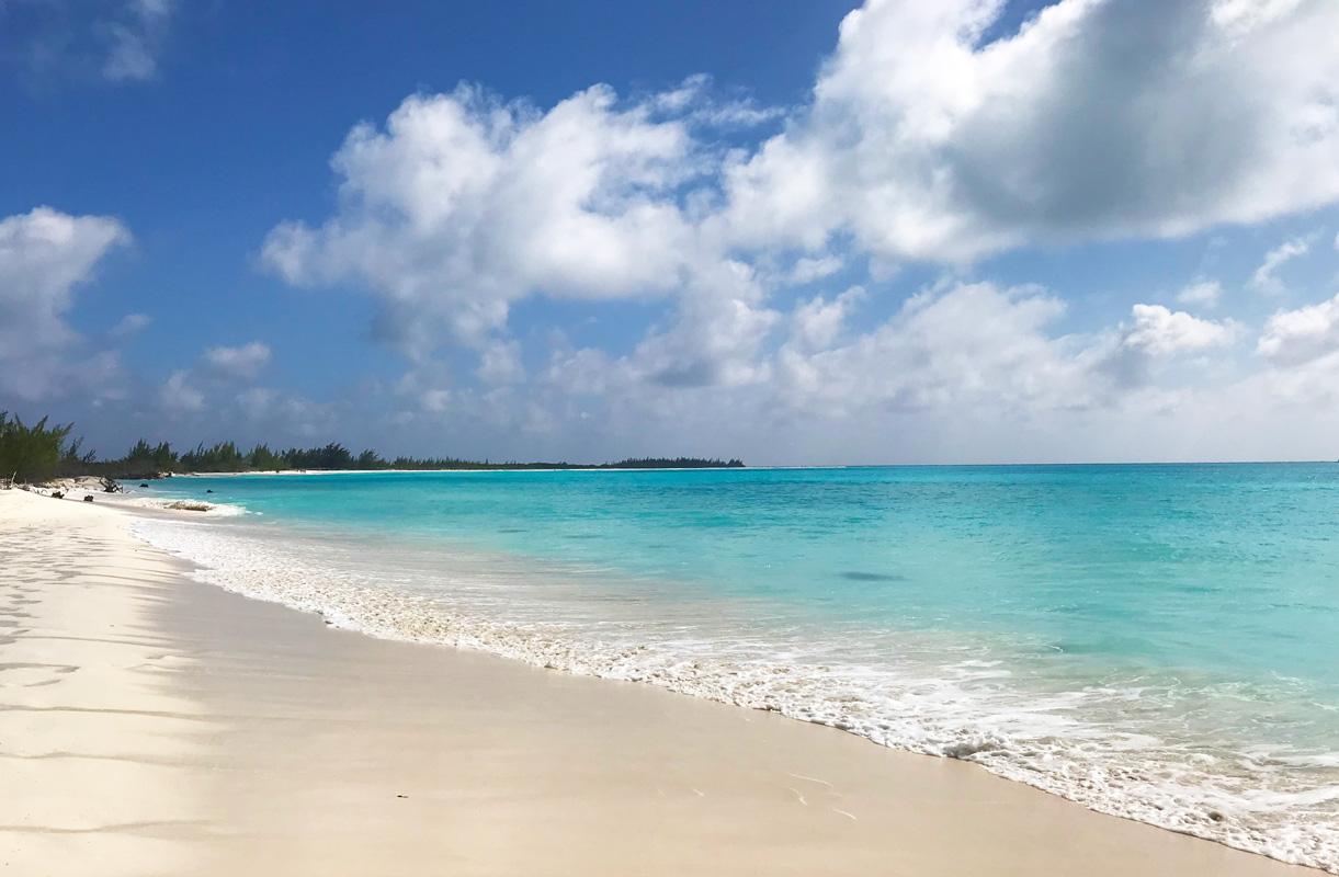 Playa Sirena. Cayo Largo del Sur