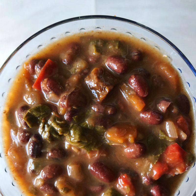 Come Vive Viaja recetas blog alubias pintas las mejores fáciles rápidas sencillas