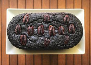 Choco banana bread Come Vive Viaja Receta bizcocho saludable vegano