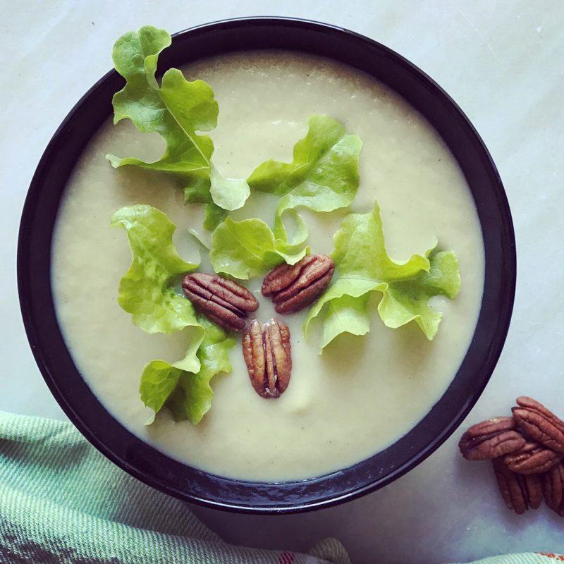 crema de hinojo receta cremas de verduras come vive viaja