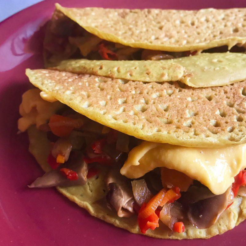 Come Vive Viaja Recetas blog fajitas mejicanas sin gluten sin lactosa