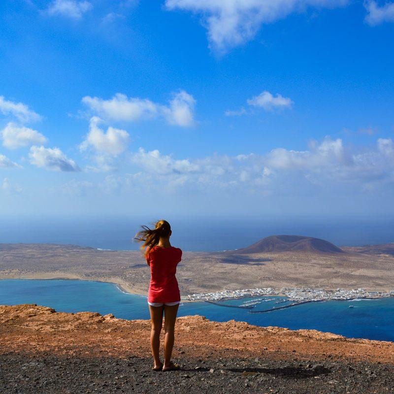 Itinerario Lanzarote Come Vive Viaja Blog viajes Mirador del río