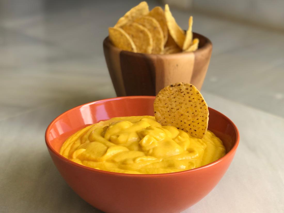 queso vegano tipo cheddar vegetal sin lácteos no lactosa Come Vive Viaja blog receta