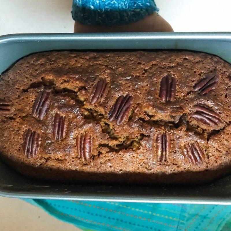 Bizcocho fácil, sano y delicioso de trigo sarraceno y nueces comeviveviaja Recetas