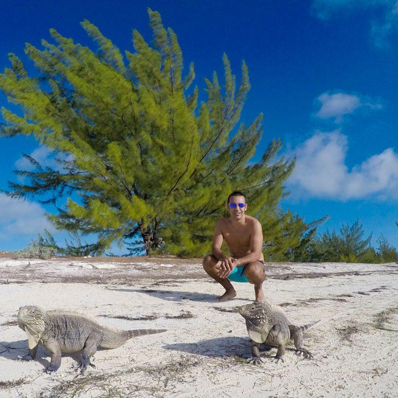 Playa Paraíso Cayo Largo del Sur Cuba Come Vive Viaja blog viajes isla de las iguanas