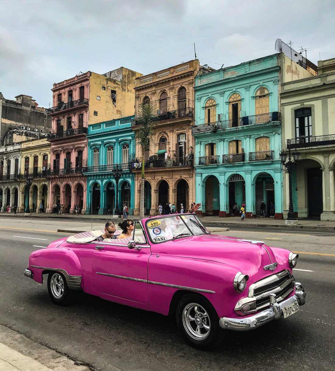 Qué ver en La Habana Paseo del Prado