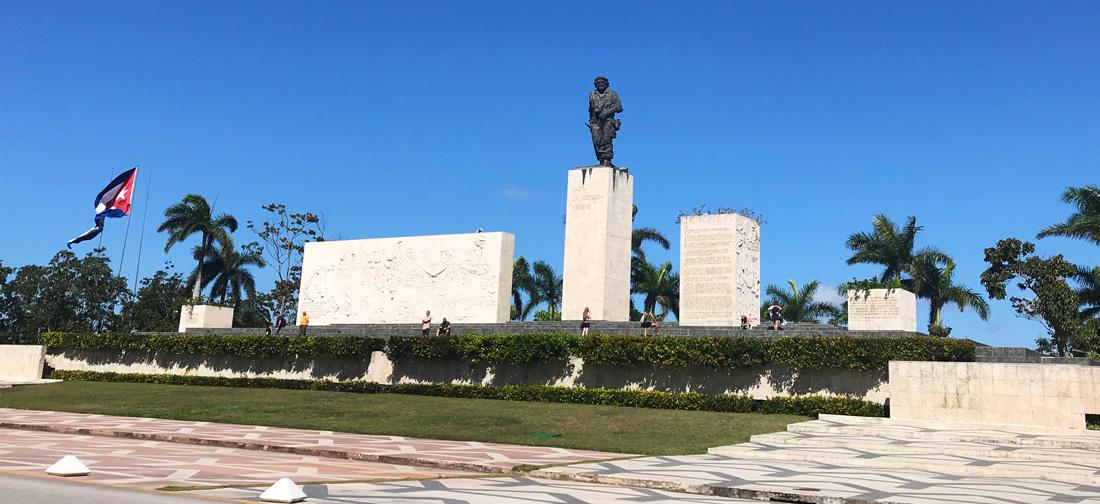 Itinerario 15 días Cuba Ruta Mausoleo del Che Guevara, Santa Clara. Itinerario Cuba