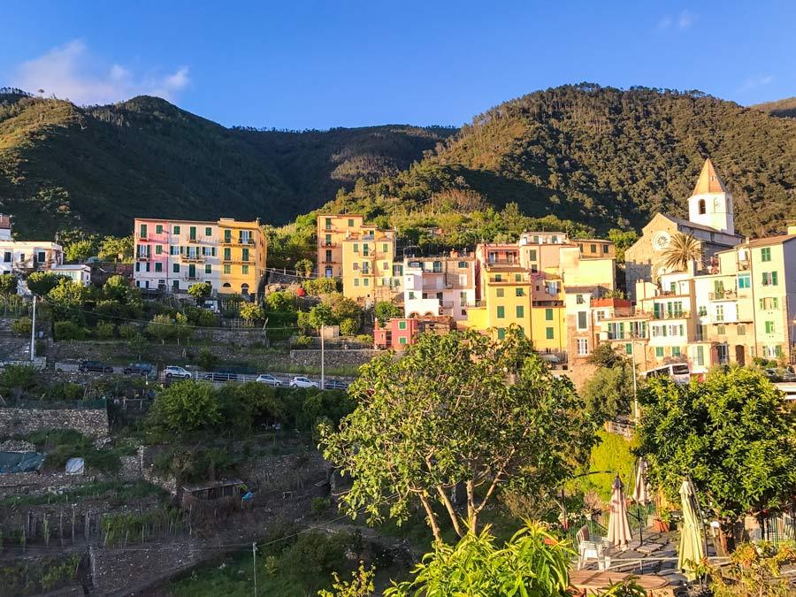 Cinque Terre. Qué ver y qué hacer. Come Vive Viaja Corniglia blog viajes