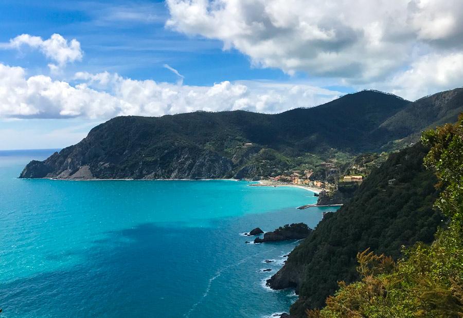Cinque Terre. Qué ver y qué hacer. Come Vive Viaja ruta desde Vernazza vistas