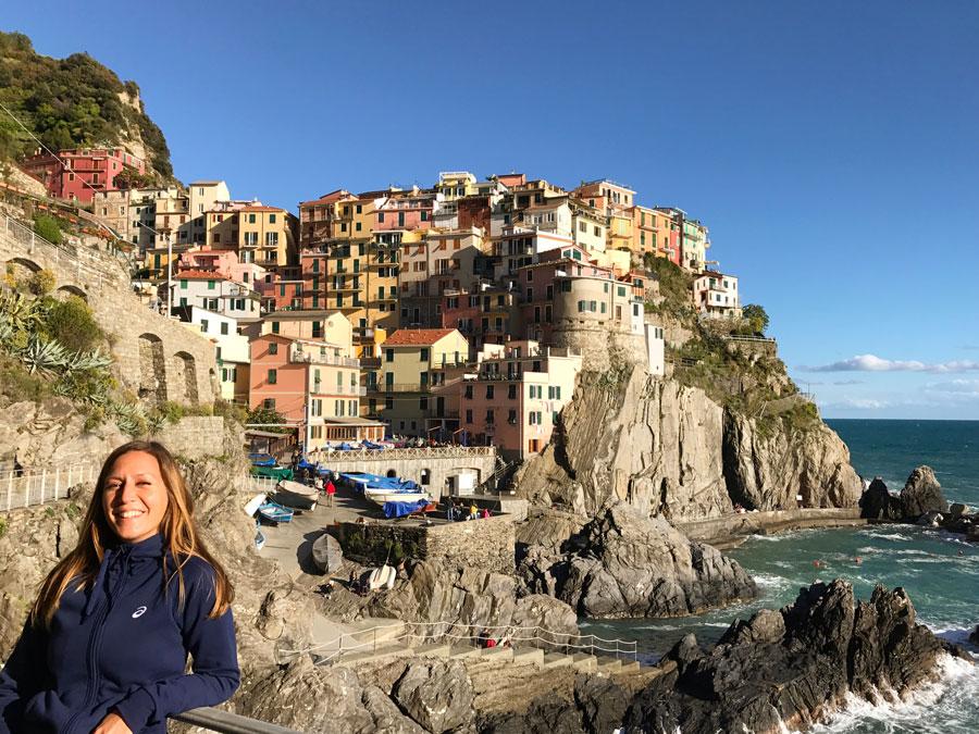 Cinque Terre. Qué ver y qué hacer. Come Vive Viaja Manarola