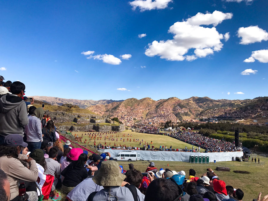 Itinerario Perú Come Vive Viaja fiesta Inti Raimy blog viajes