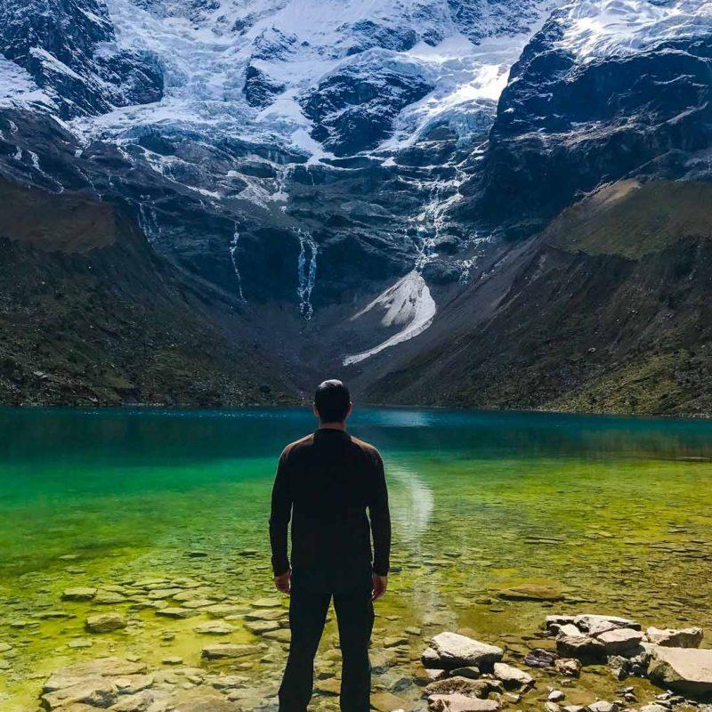 Itinerario Perú Come Vive Viaja Laguna Humantay Excursión de un día desde Cuzco camino Inca