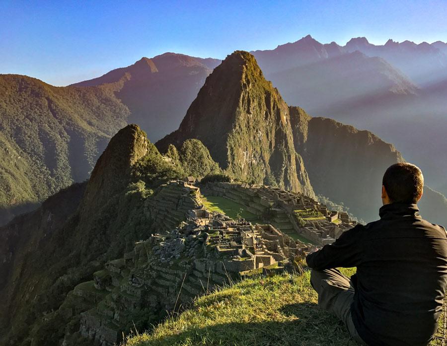 Itinerario Perú Come Vive Viaja Machu Picchu amanecer blog viajes
