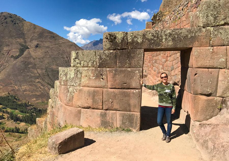 Itinerario Perú Come Vive Viaja ruinas Pisac