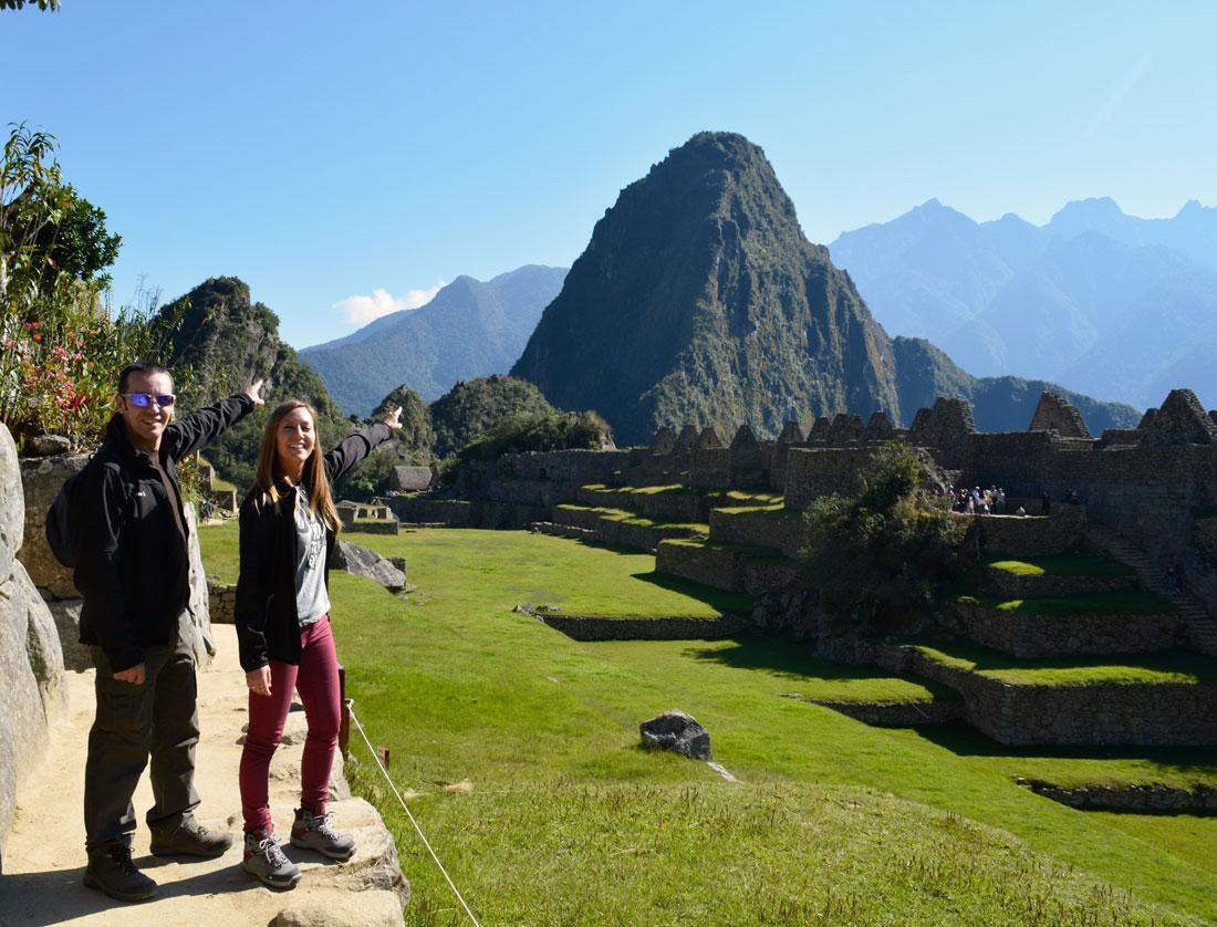 Todo lo que necesitas saber para visitar Machu Picchu y Huayna Picchu Wayna montaña panorámica Come Vive Viaja