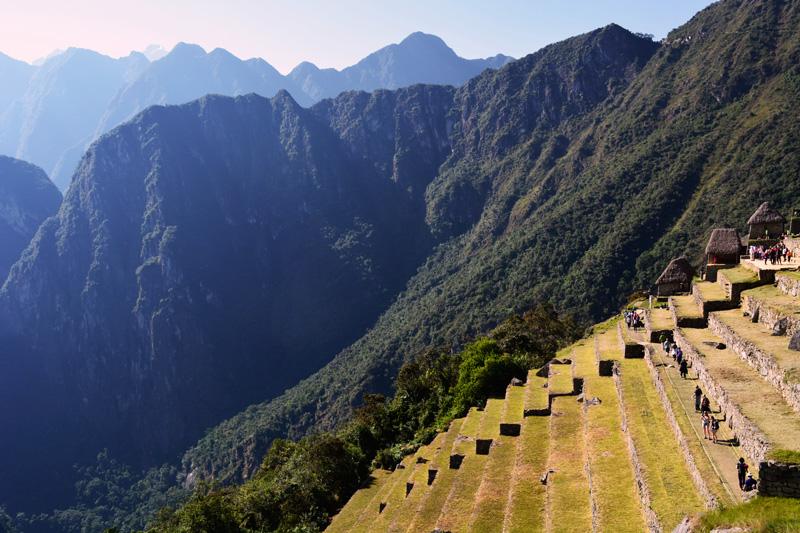 Come Vive Viaja Todo lo que necesitas saber para visitar Machu Picchu y Huayna Picchu Wayna plantación escalonada terrazas