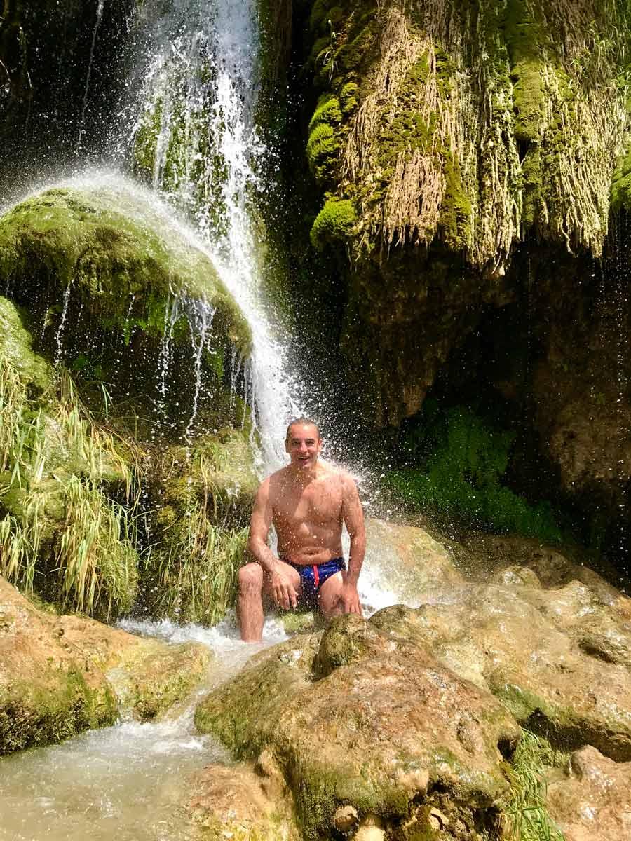 Itinerario Croacia 8 días Come Vive Viaja Road Trip blog viajes Krka