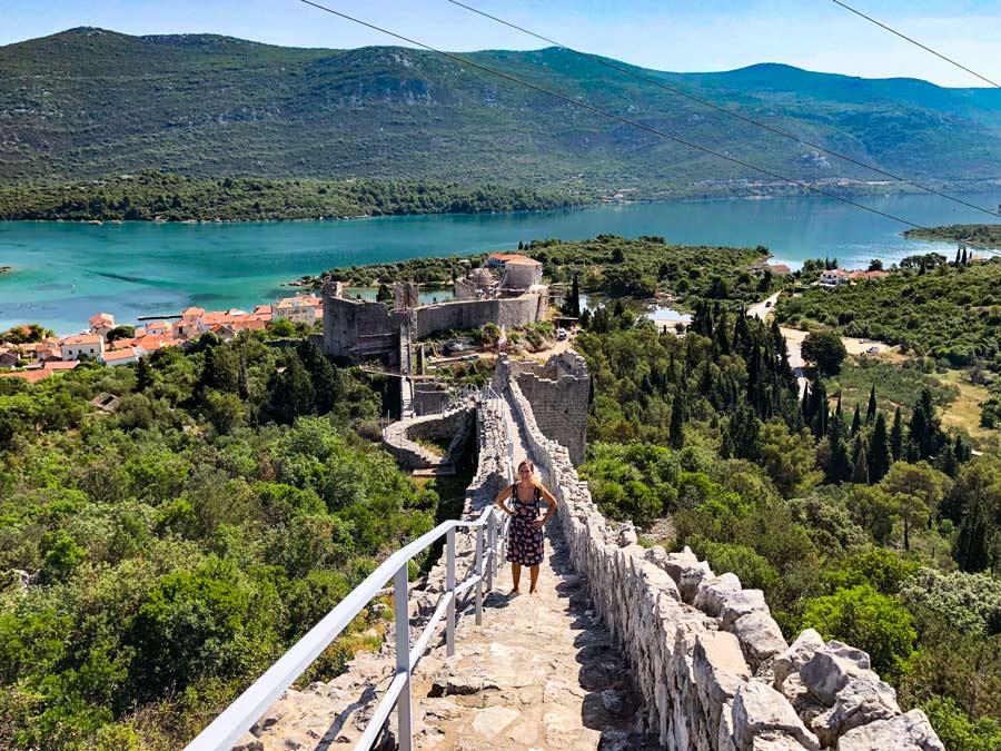 Itinerario Croacia 8 días Come Vive Viaja Road Trip blog viajes Ston
