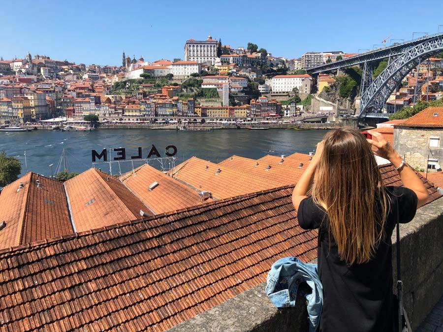 Qué ver en Oporto. Sitios Imprescindibles. Qué visitar. Escapada Blog Come Vive Viaja Vistas Ribera del Duero