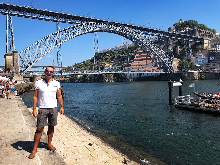Puente Don Luis Qué ver en Oporto. Sitios Imprescindibles. Qué visitar. Escapada Blog Come Vive Viaja