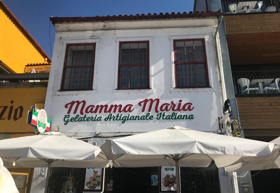 Qué ver en Oporto. Sitios Imprescindibles. Qué visitar. Escapada Blog Come Vive Viaja Ribera del Duero helados mejores