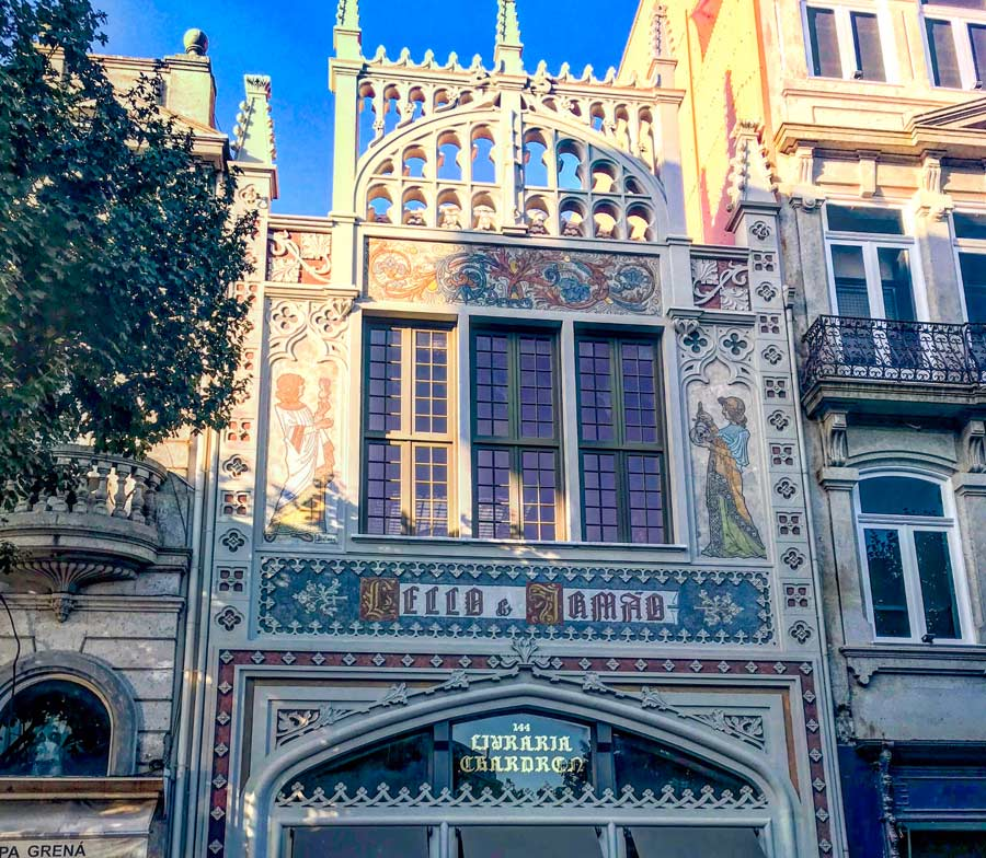 qué ver en Oporto imprescindibles Librería Lello Blog Viajes Come Vive Viaja