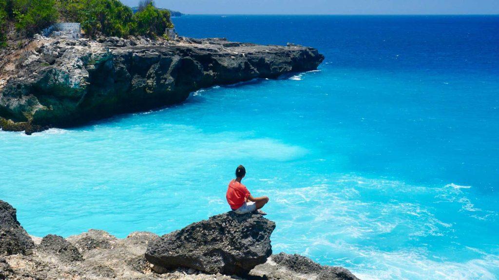 Qué visitar Blog Viajes Come Vive Viaja Blue Lagoon Nusa ceningan Nusas Bali