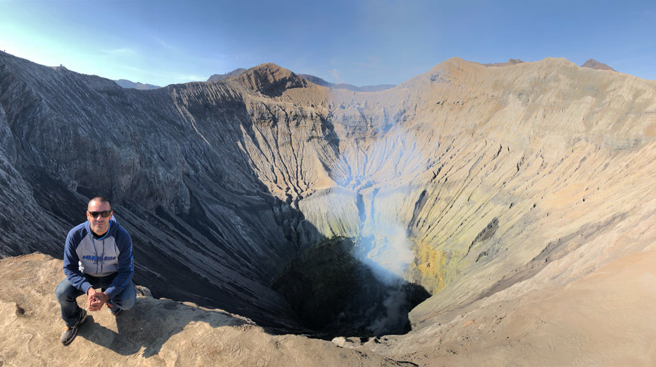 Excursión volcán Bromo Cascadas Madakaripura Precio privado por libre Come Vive viaja Blog Viaje Indonesia Java