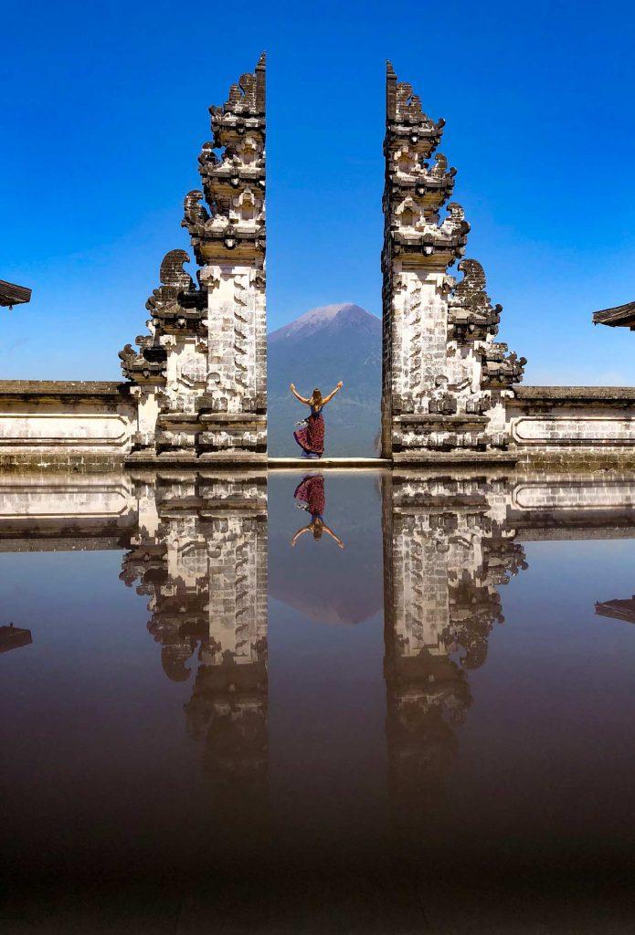 Qué ver Bali Pura Lempuyang Puertas balinesas Templo Come Vive Viaja