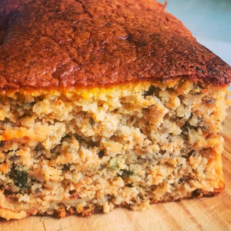 Pumpking bread, bizcocho de calabaza, pan de calabaza un desayuno o merienda ideal