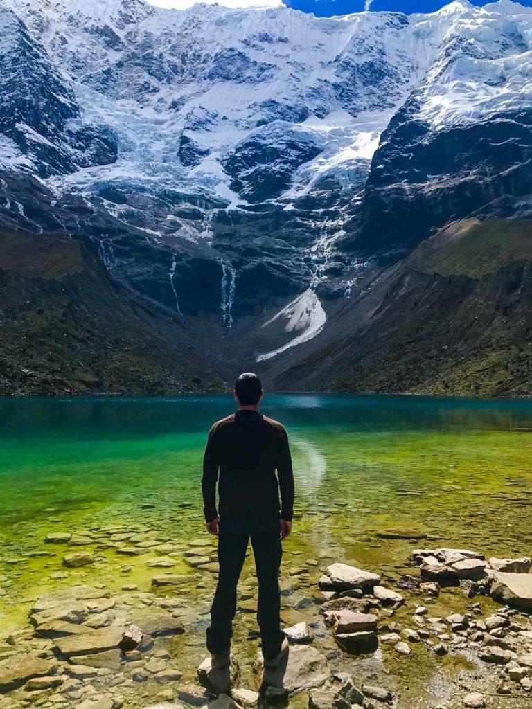 Seguro de viajes descuento Mondo Blog Come Vive Viaja Laguna Humantay Perú