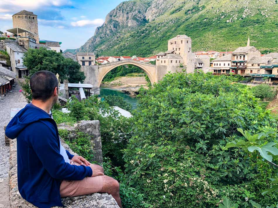 Seguro de viajes descuento Mondo Blog Come Vive Viaja Mostar Bosnia