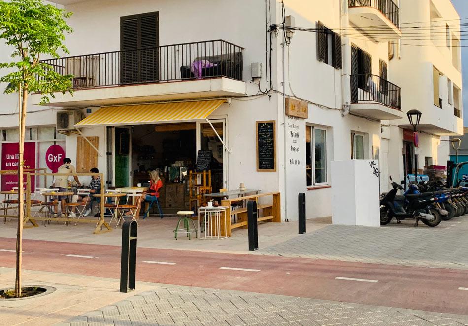 Comer barato en Formentera e Ibiza es posible Come Vive Viaja Blog Blat Pikat