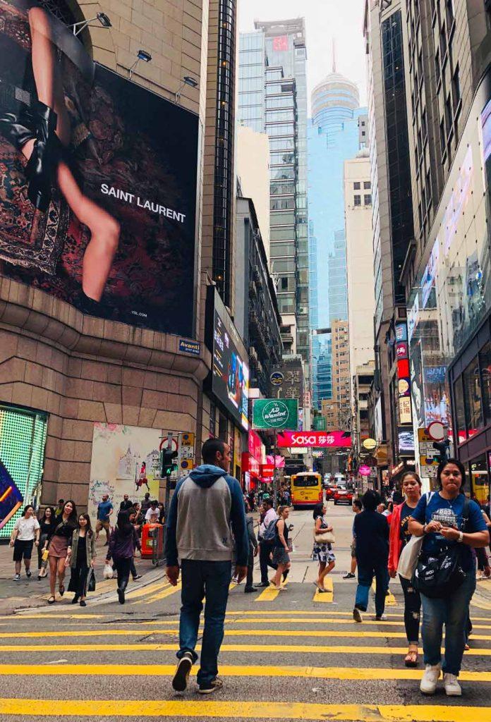 Hong Kong escala en la ciudad imprescindible