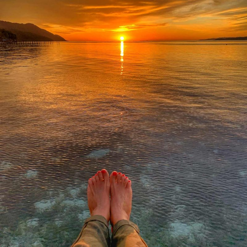 Raja Ampat cómo llegar el paraíso buceo sunset Come Vive Viaja