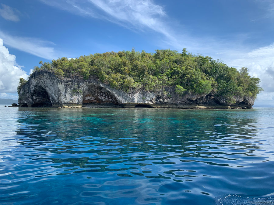 Qué hacer en Indonesia Raja Ampat islote