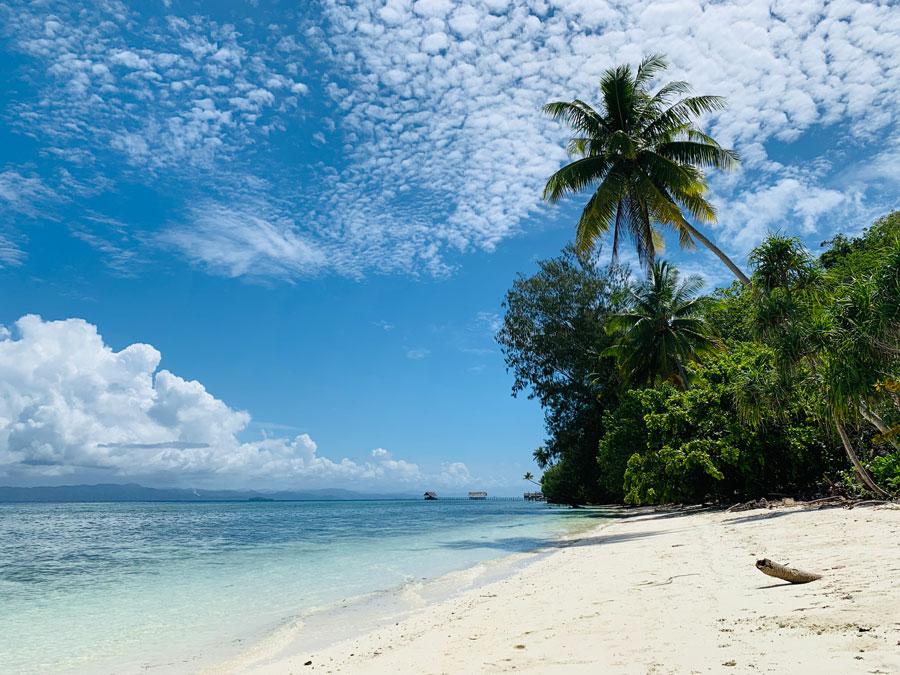 guía para organizar viaje Raja Ampat mejor isla Indonesia playa paraíso