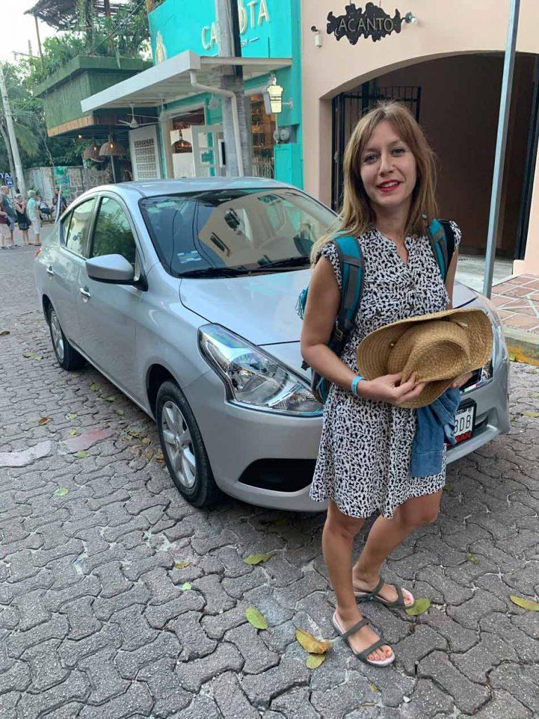 Alquilar un coche en México, Riviera Maya es seguro